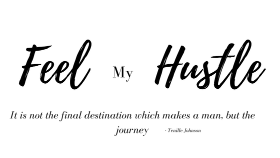 Feel my hustle